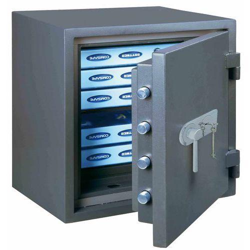 Ohnivzdorný trezor FireProfi Premium, bezpečnostní třídy 1, 465,
