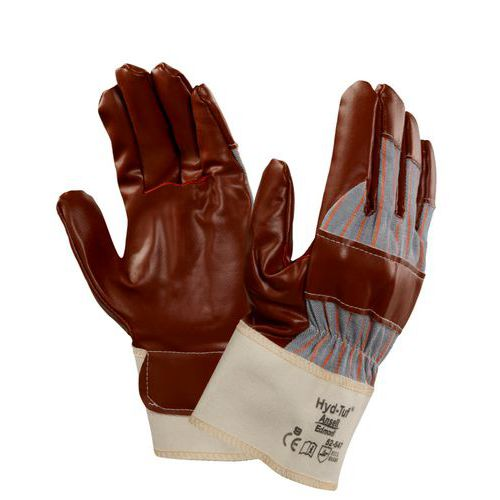 Kombinované rukavice ANSELL HYD TUF GUNN CUT, vel. 10