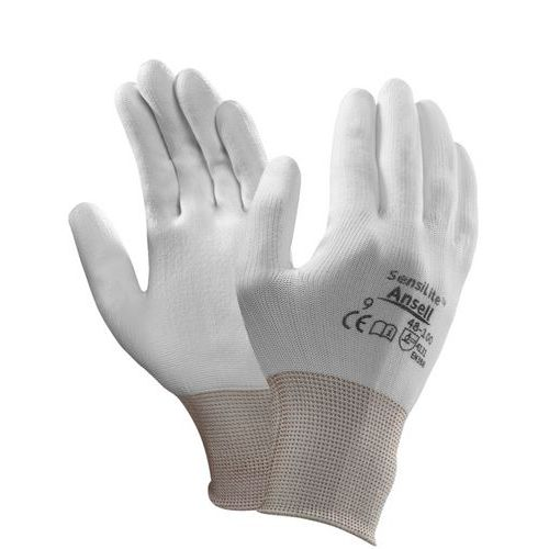 Povrstvené rukavice ANSELL SENSILITE