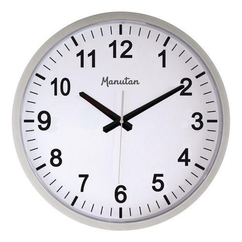 Nastenne plastove hodiny prumer 40 cm  dc4c7310dc
