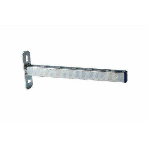Konzola 28/30x1000mm 1.75 pozink + plastová krytka, 6ks