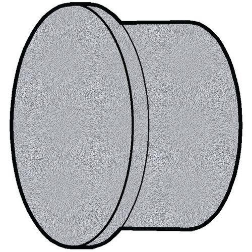 Krycí zátka Plast Polyester 13,2MM