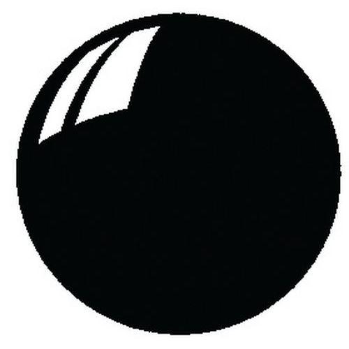 Technická kulička nekovová Plast Polyamid (nylon) 6.6 balené po