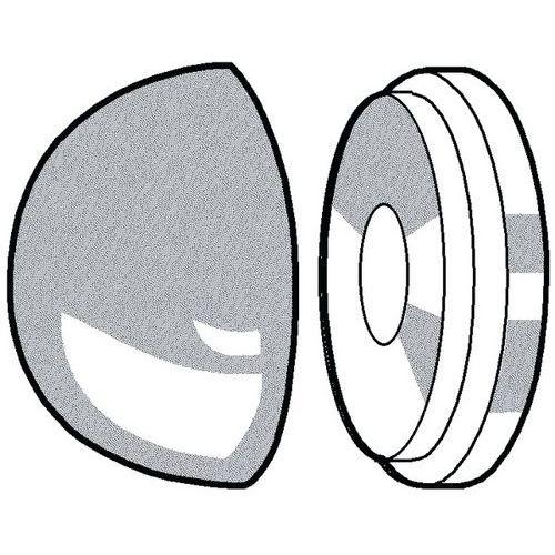 Krytka (příchytná) Plast Nylon (polyamid) KRYTKA ČERNÁ M5