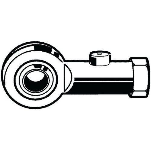 Táhlo s kulovým kloubem s vnitřním závitem, typ SFC DIN 648 B Ocel Bez PU levý