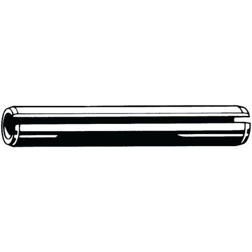 Pružný kolík rovný se štěrbinou, těžké zatížení ISO 8752 Pružino