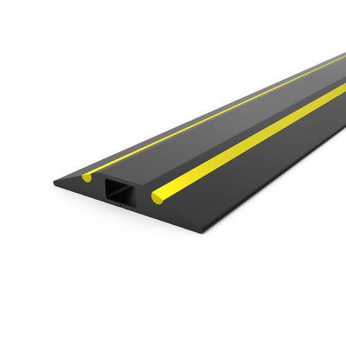 Kabelový most GP1, rovný, 3 m, černý/žlutý