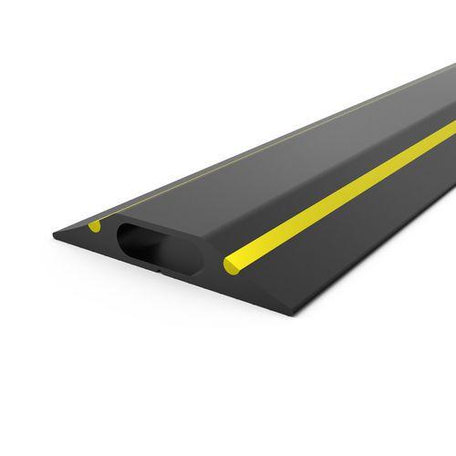 Kabelový most GP2, rovný, 3 m, černý/žlutý