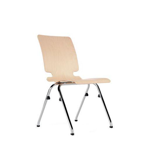 Konferenční židle Axo 100, buk