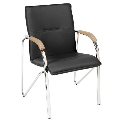 Konferenční židle Samba, černá
