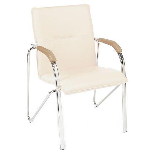 Konferenční židle Samba, bílá