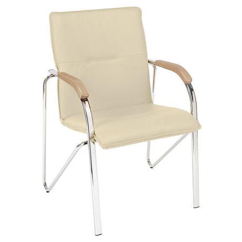 Konferenční židle Samba, béžová