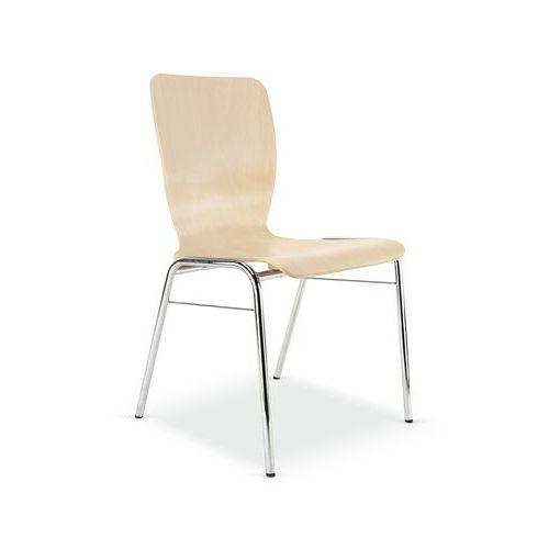 Konferenční židle Wing, buk