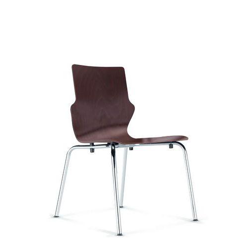 Konferenční židle Conversa, wenge