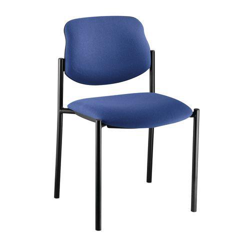 Konferenční židle Styl, modrá