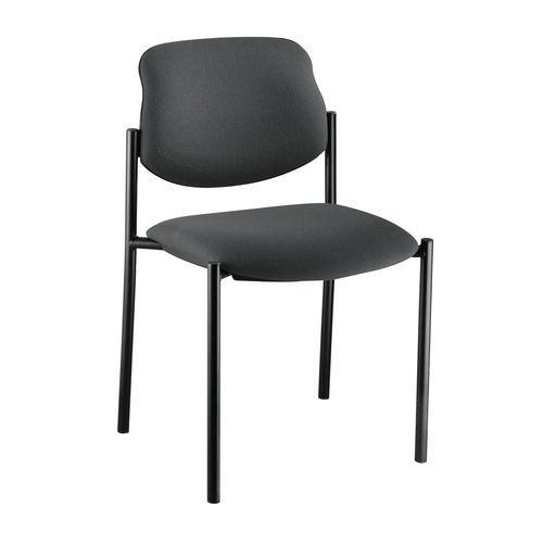 Konferenční židle Styl, šedá