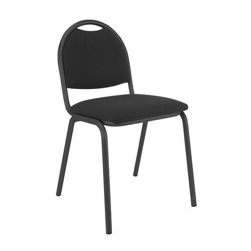 Konferenční židle Arioso, černá