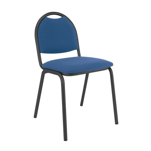 Konferenční židle Arioso, modrá