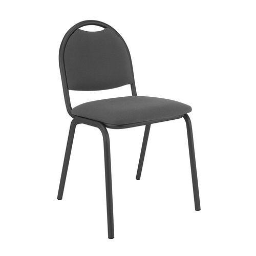 Konferenční židle Arioso, šedá