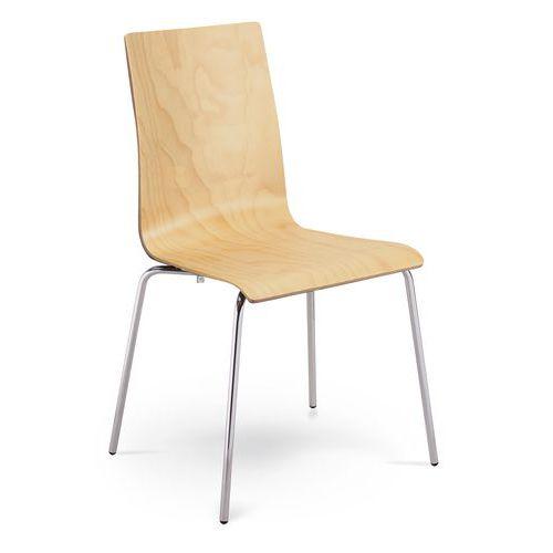 Konferenční židle Cafe VII, buk