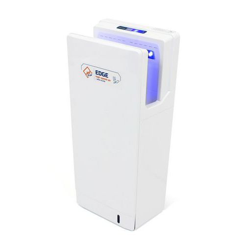 Bezdotykový elektrický vysoušeč rukou Jet Dryer Edge, bílý