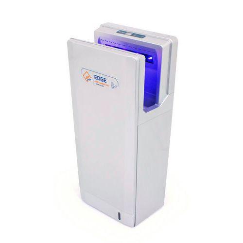 Bezdotykový elektrický vysoušeč rukou Jet Dryer Edge, stříbrný
