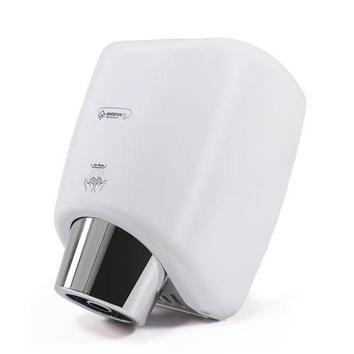 Bezdotykový elektrický vysoušeč rukou Jet Dryer Booster, bílý ko