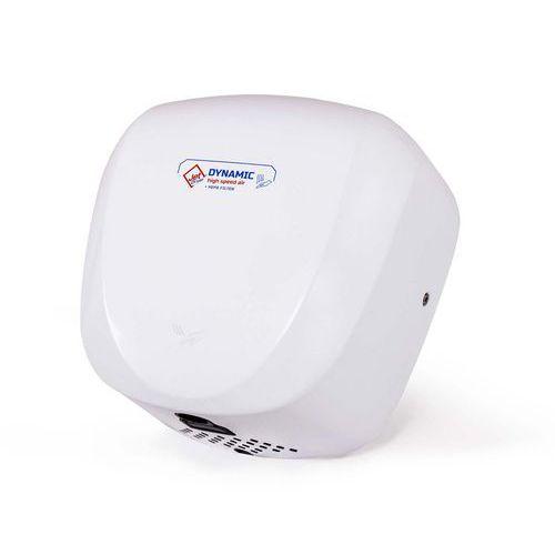 Bezdotykový elektrický vysoušeč rukou Jet Dryer Dynamic, bílý