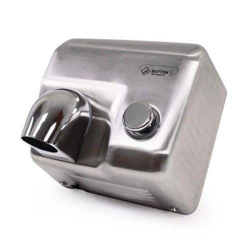 Elektrický vysoušeč rukou Jet Dryer Button, matný nerez