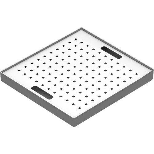 Přídavná police pro skřín na chemikálie, s roštem, 5 x 49,8 x 46,2 cm