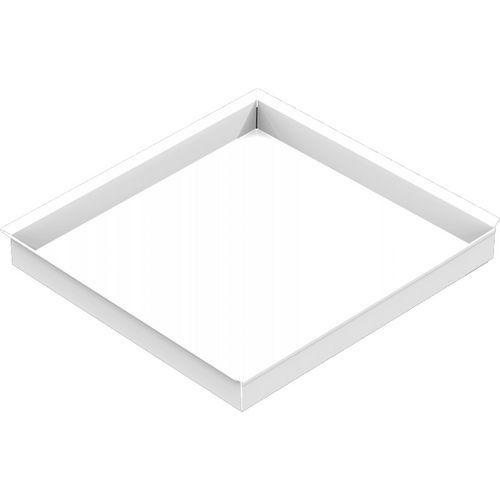 Záchytná vana pro skřín na chemikálie, bez roštu, 6 x 49,9 x 46,7 cm