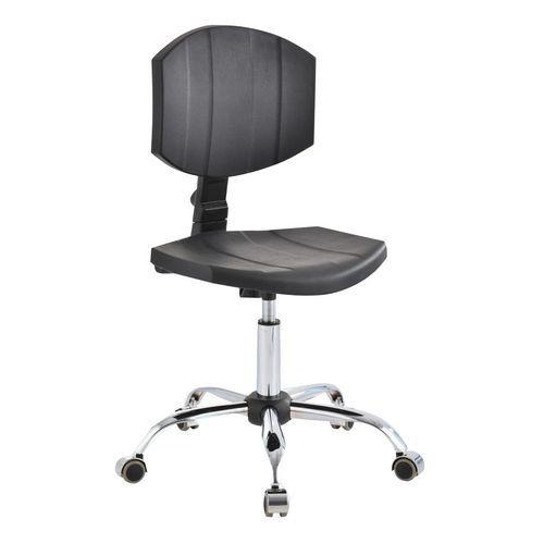 Antistatická ESD pracovní židle Carl s kolečky