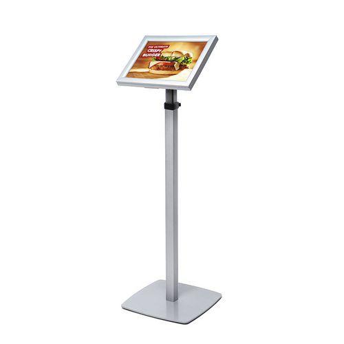 Informační stojan Menu s LED podsvícením, A4
