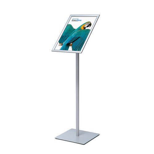 Informační stojan Menu, profil 20 mm, A3