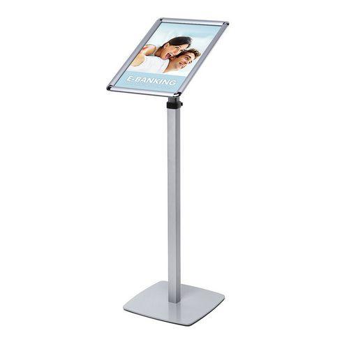 Jansen Display Informační stojan Menuboard, profil 25 mm, oblé rohy, A3