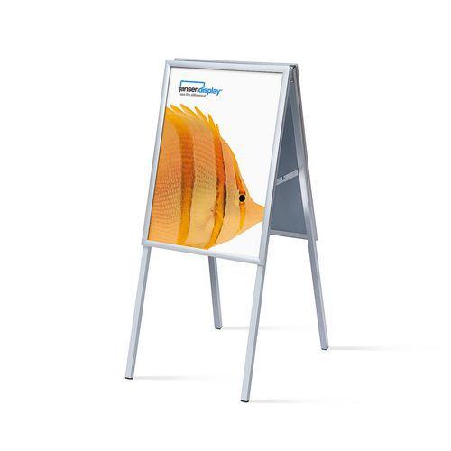 Áčkový reklamní stojan Bluebell, A2