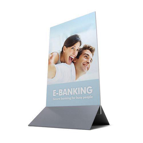 Stojan na reklamní panel Triangle, 50 cm