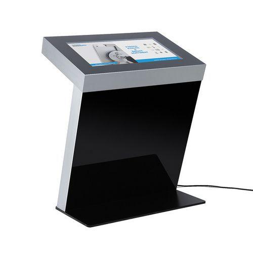 Digitální informační kiosek, s monitorem, 32 palců