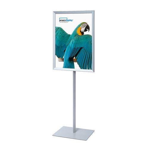 Reklamní stojan Infopole, profil 35 mm, A1