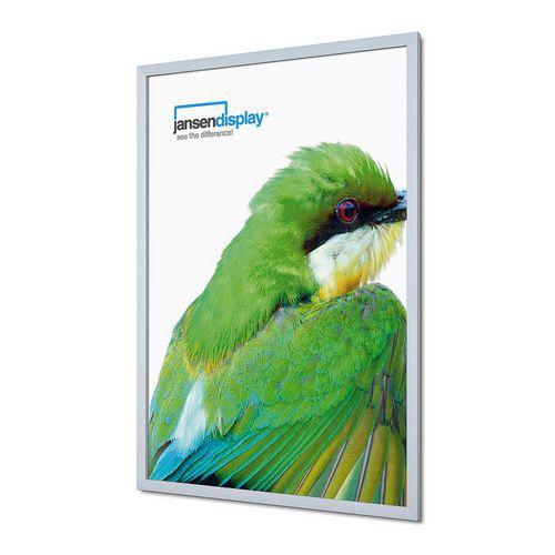 Jansen Display Rám na plakáty P31, ostré rohy, A0 - Prodloužená záruka na 10 let
