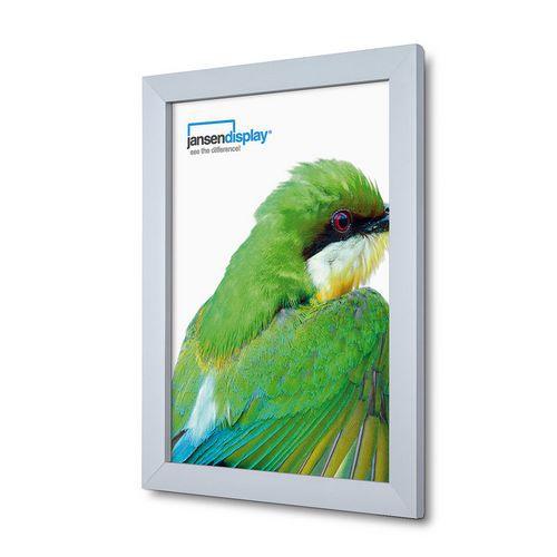 Jansen Display Rám na plakáty P31, ostré rohy, A3 - Prodloužená záruka na 10 let