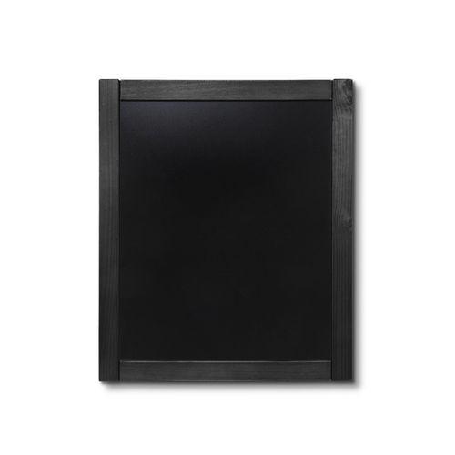 Křídová tabule Classic, černá, 50 x 60 cm