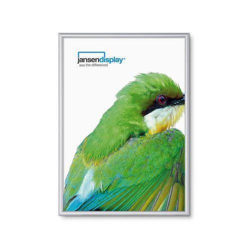 Jansen Display Rám na plakáty P15, ostré rohy, A2 - Prodloužená záruka na 10 let
