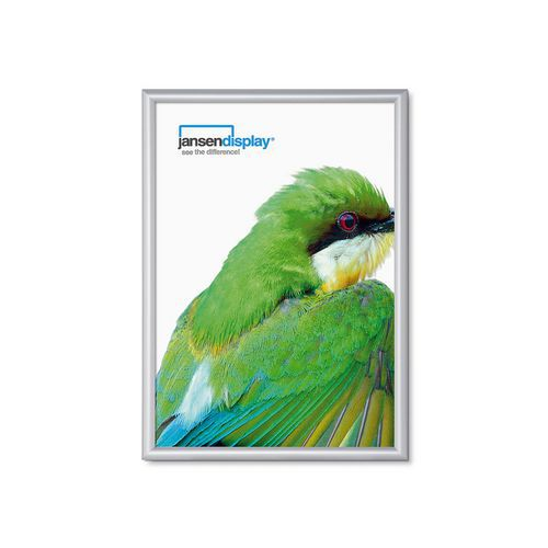 Jansen Display Rám na plakáty P15, ostré rohy, A3 - Prodloužená záruka na 10 let