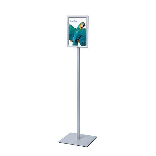 Informační stojan Visible, profil 20 mm, A4