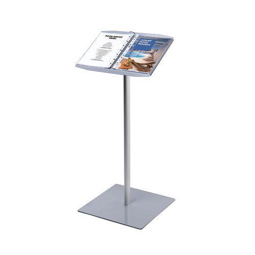 Informační stojan Menuboard s kroužkovým klipem