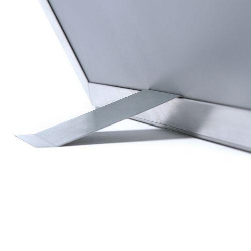 Jansen Display Podpěra pro plakátové rámy, A4, 2 ks - Prodloužená záruka na 10 let