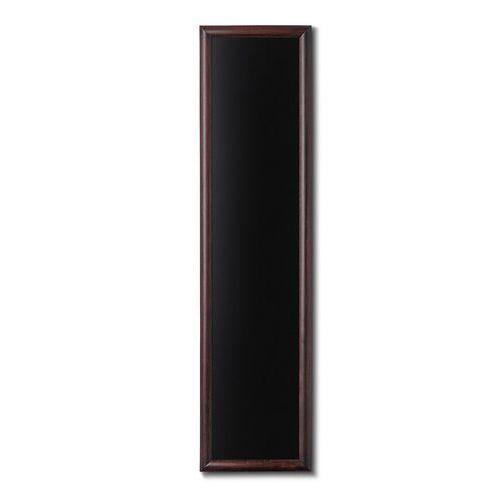 WOODBOARD 35x150 Nástěnná dřevěná křídová tabule