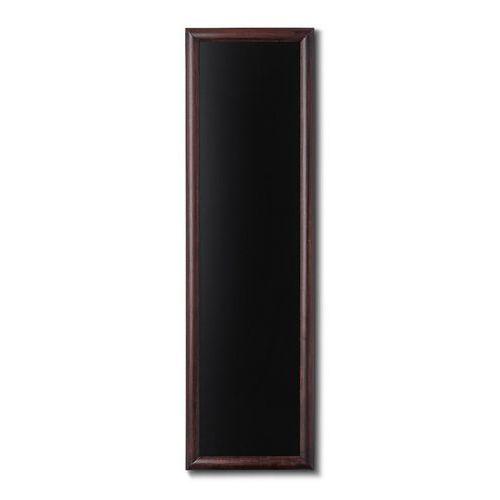 WOODBOARD 40x120 Nástěnná dřevěná křídová tabule