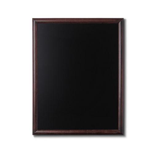 WOODBOARD 70x90 Nástěnná dřevěná křídová tabule